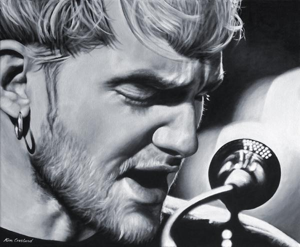 Layne Staley by chaosart
